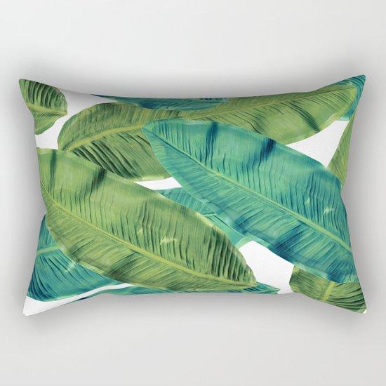tropical life 7 Rectangular Pillow