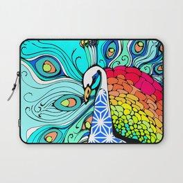 Gypsy Peacock Laptop Sleeve
