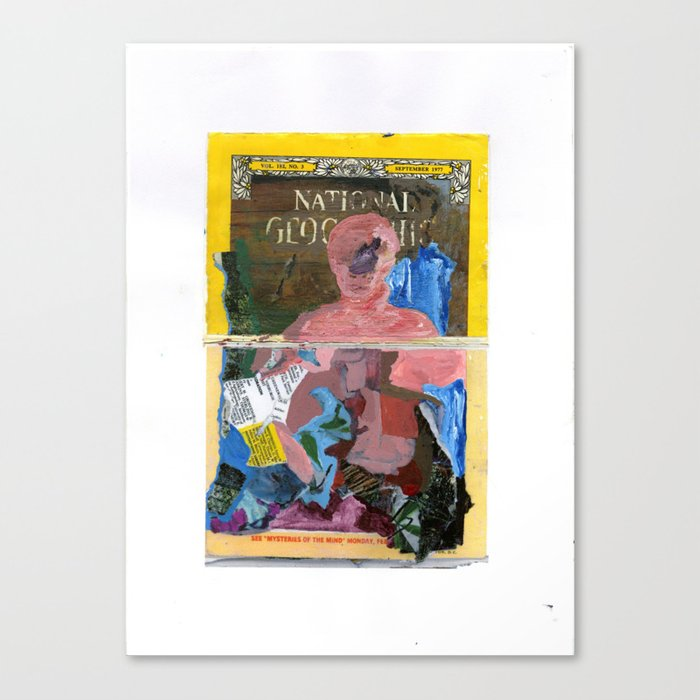 Untited 012 Canvas Print