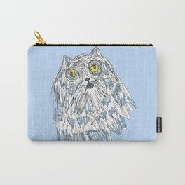 Grouchy Cat Master 3000 Carry-All Pouch
