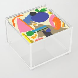 Abstract morning Acrylic Box