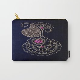 Pink Jewel Carry-All Pouch