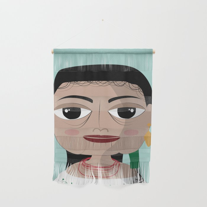Otavalo women Wall Hanging