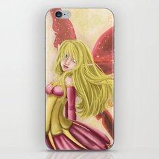 Summer Fairy iPhone & iPod Skin