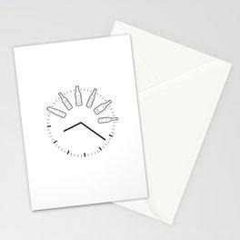 Alcoholism Stationery Cards