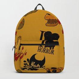 I <3 HORROR Backpack