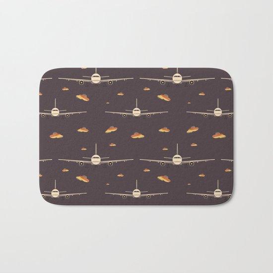 Take Off (Pattern) Bath Mat
