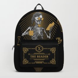 The Reader X Tarot Card Backpack