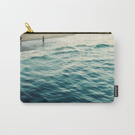 You, Me, and The Sea  Carry-All Pouch
