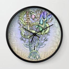 Eiwaz Wall Clock