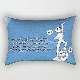 Upper Managment Rectangular Pillow
