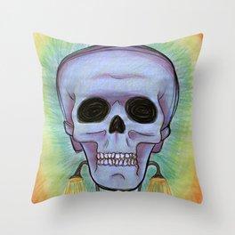 Tye-Die Throw Pillow
