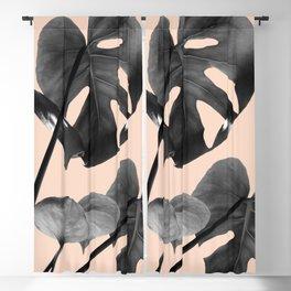 Monstera Vibes #3 #minimal #decor #art #society6 Blackout Curtain