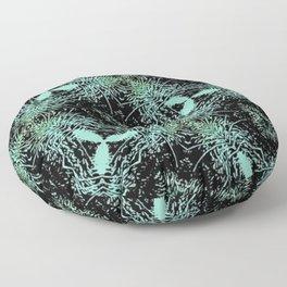 Nala in Jade II Floor Pillow