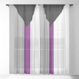 Demi Pride Sheer Curtain