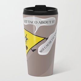 Taco and Nacho Travel Mug
