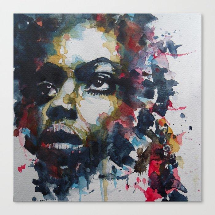 Strange fruit ( Nina Simone ) Canvas Print