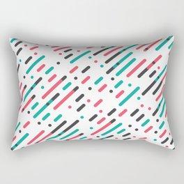 Artistic details Rectangular Pillow