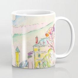 "Paul Signac ""Rodez"" Coffee Mug"