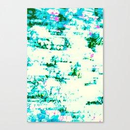 Blomma Canvas Print