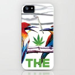 Pass the Joint (Marijuana) iPhone Case