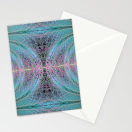 Magical Blues Stationery Cards