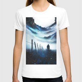 The Abyss A star time traveler T-shirt