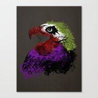 joker Canvas Prints featuring Joker by Krikoui