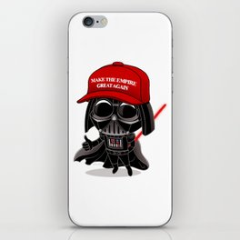 Make the Empire Great Again iPhone Skin