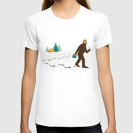 A Hairy Camp Robber T-shirt