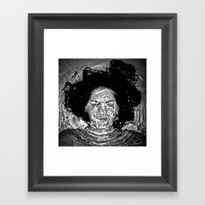 Hold It Framed Art Print