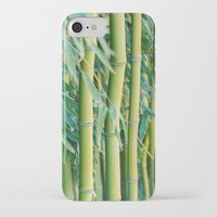 bamboo iPhone & iPod Cases featuring Bamboo by Laura Ruth