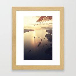 Airborne Framed Art Print