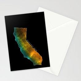 California StarStuff Stationery Cards