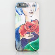painted lady Slim Case iPhone 6s