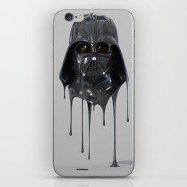 Darth Vader Melting iPhone Skin