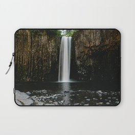 basalt waterfall Laptop Sleeve