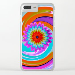 Susie V Clear iPhone Case