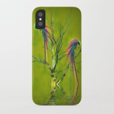 Fantasy Parrots Slim Case iPhone X