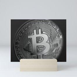 Bitcoin 11 Mini Art Print