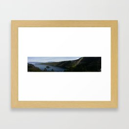 Emerald Bay, Lake Tahoe, CA Framed Art Print