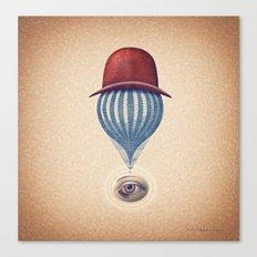Globo Ocular Canvas Print
