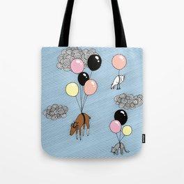 We´re flying Tote Bag