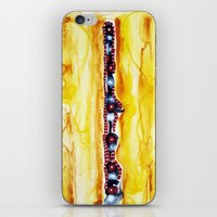 totem iPhone & iPod Skins featuring Totem by Jose Luis