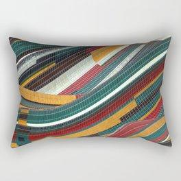 Tiles Days Rectangular Pillow