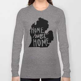 The Mitten - Home Sweet Home! Long Sleeve T-shirt