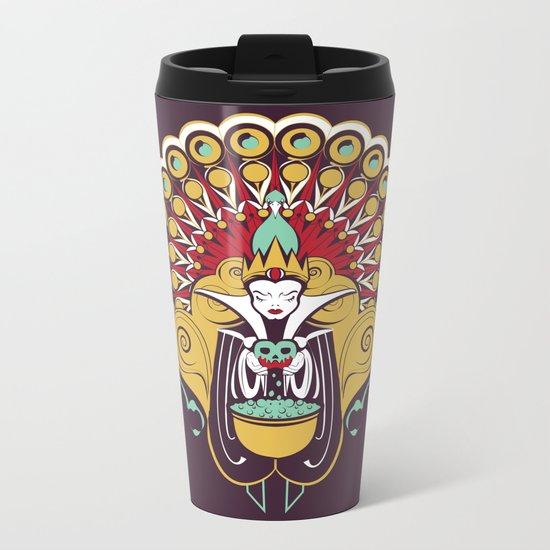 Evil Queen Metal Travel Mug