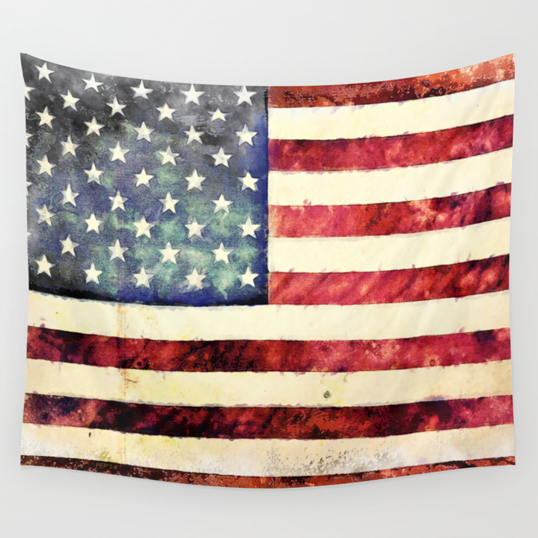 Political Wall Tapestries Society6