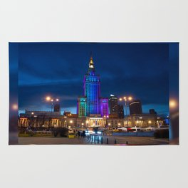 Palace of Culture and Science Rug
