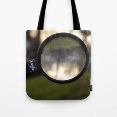 Magnify Tote Bag